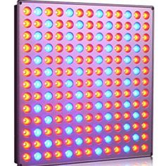 Roleadro Panel Grow Light Series,45W LED Plant Grow Light Best Led Grow Lights, Grow Lights For Plants, Look Good Feel Good, Snowboard Pants, Diving, Coloring Books, February, Top, Places