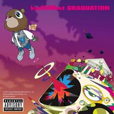 """Kanye West """"Graduation"""""""