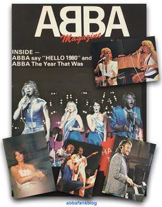 Abba Magazine from January 1980