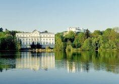 "Schloss Leopoldskron, Salzburg, Austria, home to the ""Salzburg Academy on Media & Global Change"" since 2007."