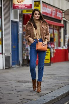 ankle boots asos crossbody bag farleigh fashion fiorelli leopard print lfw missguided mom jeans roll neck teddy bear topshop winter