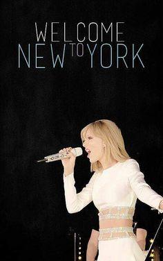 Welcome to newyork