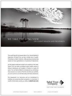 Sabal Trust Company - Long View