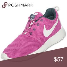 Nike Roshe Run Womens Shoes Sz 6 VVGUC to EUC. I have too many to go thru. Color: -Club-Pink-Armory-Blue-Volt-Summit Nike Shoes Athletic Shoes