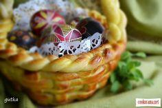 Кошик з дріжджового тіста на Великдень / Пироги / Кукорама — смачні рецепти!