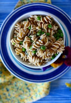 #4 Mint Pea Pasta   You don't have Italian Grandma , no worries we found some pasta recipes that are easy to follow and ingredients easy to find. Just visit the green market and you are ready to go. The freshness of the spices is the key!