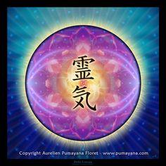 Reiki Energy - Banner Tapestry Mandala - Healing, Meditation, Yoga, Spiritual, Energy, Chakras, Sacred Space Inspiration