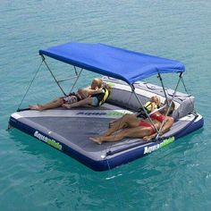 This Is A 8 X20 Modular Pontoon Boat I Designed Made
