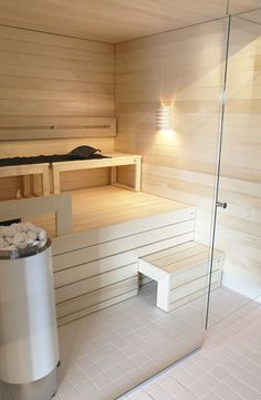 Head over to the internet site click the link for additional options --- 2 person infrared sauna Bathroom Spa, Laundry In Bathroom, Bathroom Interior, Modern Bathroom, Basement Sauna, Sauna Room, Modern Saunas, Modern Pools, Sauna Wellness