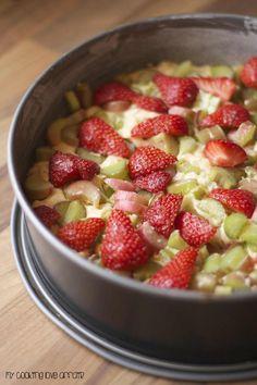 ErdbeerRhabarberKuchen