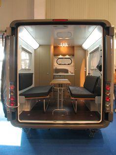Knaus trailer
