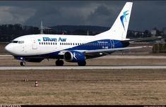 YR-AME \ Boeing 737-530 \ Blue Air