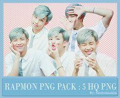 BTS ~ RAPMONSTER PNG Pack # 13 por SNSDraimakim