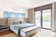 Casa IV / Suite Arquitetos #bedroom
