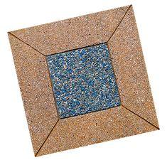 Pastelones Arte Piedra - Venta y fabricación de pastelones Paver Designs, Swirls, Different Types Of, Mosaics, Blue Prints
