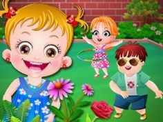 Baby Hazel Garden Party Baby Hazel plans to host a Garden Party for her ...