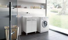 Come ricavare un angolo lavanderia - Casa & Design