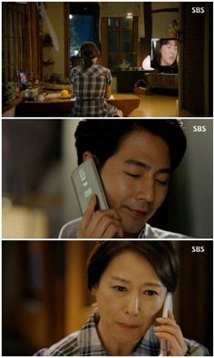 "It's like Kdrama inception ----- ""It's Okay, That's Love"" shows a scene from ""That Winter, the Wind Blows"""