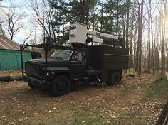 1985 Ford Bucket/Chipper Truck OtherVans Trucks For Sale in Burnt Hills, NY Wanted Ads, Heavy Duty Trucks, Trucks For Sale, Heavy Equipment, Monster Trucks, Projects To Try, Bucket, Ford, Trees