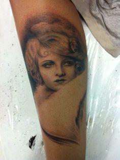 Tattoo by Jerson Filho