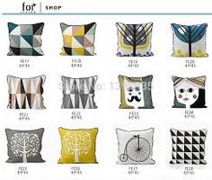 scandi cushions - Google Search
