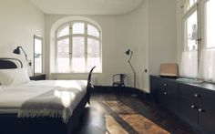 Miss Clara Hotel, by Wingårdhs Arcitechts, photo by Felix Odell, art direction by FLB Europa Modern Bedroom, Home Decor Bedroom, Bedroom Small, Bedroom Art, Bedroom Ideas, Stockholm Sweden, Stockholm Travel, Stockholm City, Girls School