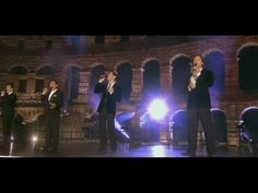 Music video by Il Divo performing The Power Of Love (La Fuerza Mayor). (C) 2008 Simco Limited under exclusive license to Sony Music Entertainment UK Limited