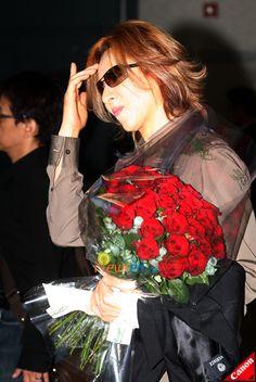 #Yoshiki #Roses #Seoul