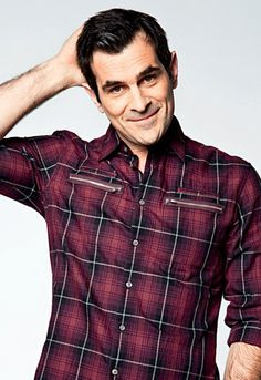 Ty Burrell ~ My crush on him began when he played Gary Crezyzewski, a reporter, on the TV show 'Back To You' ~ he was given all the crap jobs to report on ~ He & Josh Gad stole the show from Patricia Heaton & Kelsey Grammer.  Definite cuties & scene stealers! :)