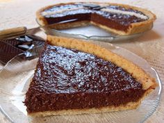 Ma Cuisine Végétalienne: Tarte chocolat noix de coco (Vegan)