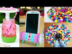 TOP 15 Amazing DIY Craft Project Ideas That are Easy to Make!