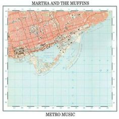 Martha & The Muffins - Metro Music