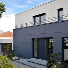 Faszinierend Hausfassade Modern Fassade Modern Gestalten Olegoff  Faszinierend Hausfassade Modern