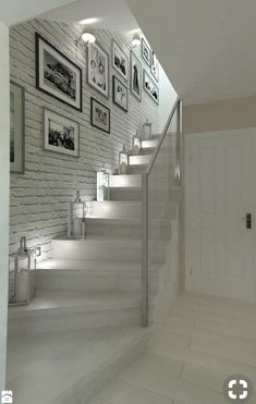 hallway decorating 140807925838251611 - Trendy basement stairs lighting ideas Ideas Source by apaudreyprice House Design, Hallway Decorating, Interior Decorating, Staircase Decor, House Interior, Home Deco, Home Interior Design, Stairs Design, Stairs