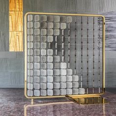 clock design ideas 530158187385656940 - trentino collaborations max lamb london design fair designboom Source by paulinegthr Partition Screen, Divider Screen, Partition Design, Screen Design, Sofa Design, Wall Design, Design Design, Design Hotel, Interior Design