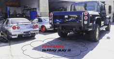 Mark your calendars!  Sunday May 15th. Dyno party at the shop!  Let's put some awesome machines on the dyno followed by Burnout contests 2 Step Contests. Let's talk about your favorite activities like drifting drag racing and the latest racing products. #dynoday #3dprinting #party #losangeles #chatsworth #California #gtr #skyline #r34 #240z #rb26dett #2jz #drifting #roadracing #dragracing #originalauto #meetup #burnout #2step #antilag #meetup #carshow #haltechecu #precisionturbo…
