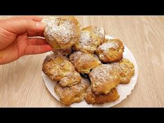 Biscuiți moi cu mere Rețetă ușoară și delicioasă # 101 - YouTube Youtube, Biscuits, Fluffy Biscuits, Easy Trifle Recipe, Sweets, Recipes, Easy Recipes, Apple, Pie