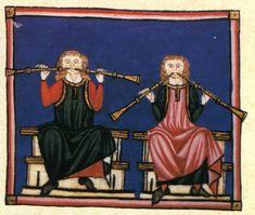 Spain-Alfonso X (1221-1285) Cantigas http://www.pbm.com/~lindahl/cantigas/images/cantiga_16.jpg