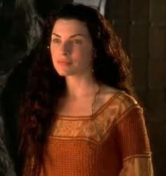 Juliana Margulies as Morgaine from Mists of Avalon