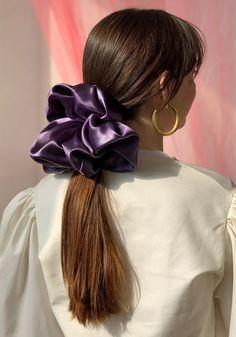 Headband Hairstyles, Messy Hairstyles, Art Minecraft, Diy Hair Scrunchies, Fru Fru, Diy Hair Accessories, Bandeau, Summer Hairstyles, Hair Ties