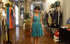 Dress by Malahierba Atelier