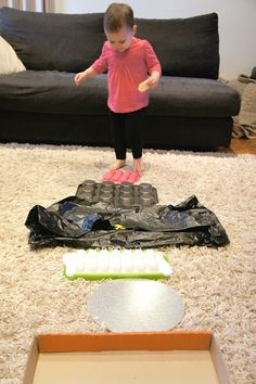 Laughing Kids Learn: DIY Sensory Activity with easy home set up