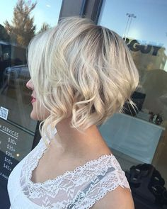 Short Bob Haircuts For Fine Hair