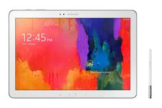 "Galaxy Note Pro 12.2 - 12.2"" 2560 x 1600 Super clear LCD, Exynos 5 Octa (1.9 GHz QuadCore ? 1.3 GHz Quadcore), 3GB RAM, WiFi, 8MP, S Pen, GPS/GLONASS, USB 3.0, Android 4.4"