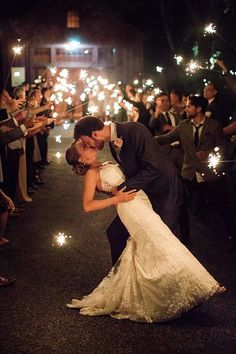 Sparkler Send Off Wedding Sparklers Are Perfect For A Grand