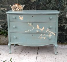 Chest and dresser 25 Cozy Shabby Chic Furniture Ideas for Your Home | Top Home Designs