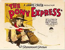 A rousing story of the founding of the Pony Express in the early days of the Civil Director: James Cruze Writers: Henry James Forman (story), Walter Woods (screenplay) Stars: Betty Compson, Ricardo…