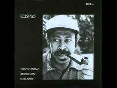 Tommy Flanagan Trio - A Blue Time  Personnel: Tommy Flanagan (piano), George Mraz (bass), Elvin Jones (drums) from the album 'ECLYPSO' (Enja Records)