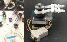 University Peristaltic Pump Has Hacker Heritage | Hackaday