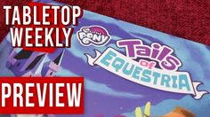 Tails of Equestria Preview (My Little Pony Tabletop RPG)